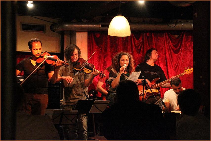MUSIK Jazz Stuttgart Orchester der Kulturen Mai12
