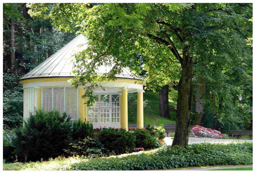 Musik-Pavillon im Kurpark