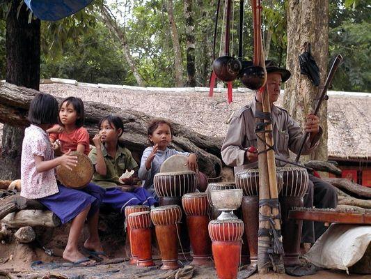 Musik verbindet Generationen