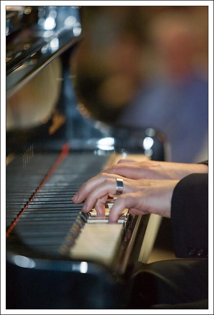 Musikalische Hände