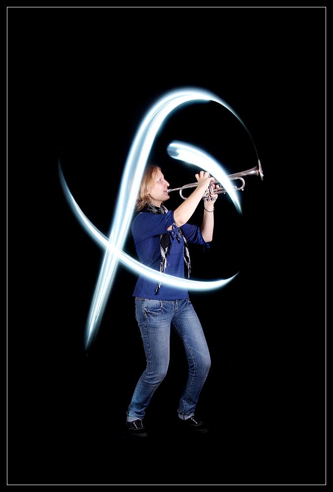 musikalische Lichtlinien 1