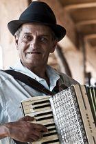 Musikant im Geronimo