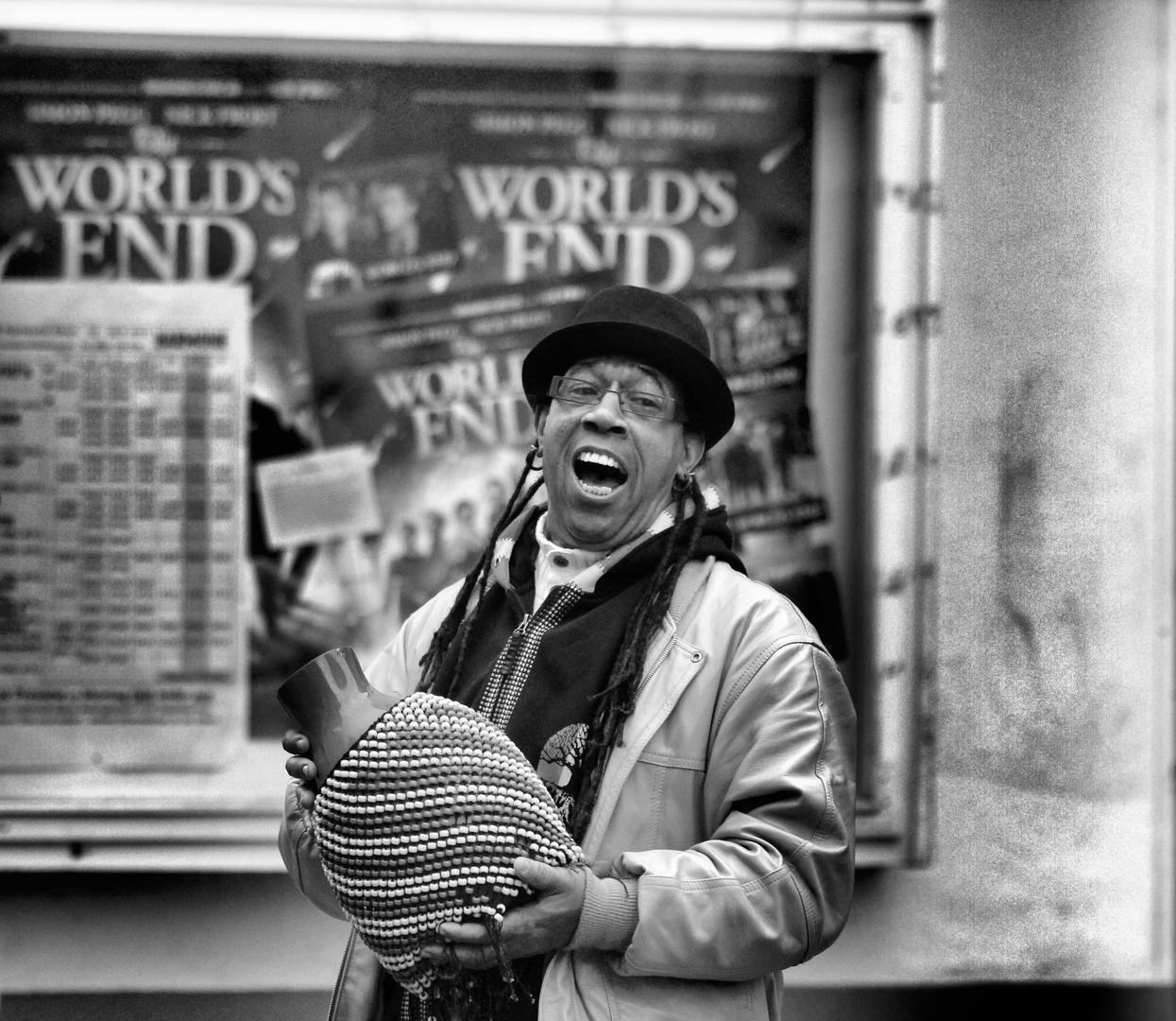 Musiker /Heidelberg-Streets