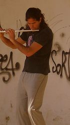 musiker in barcelona