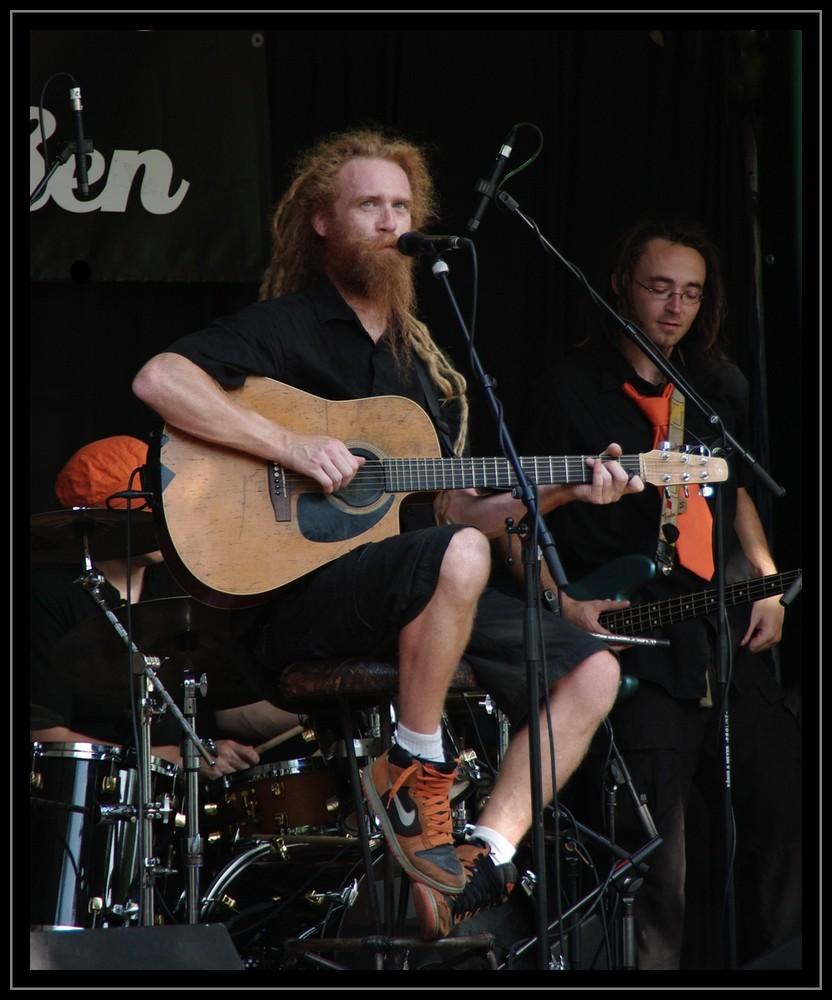 Musiker mit Leib und Seele