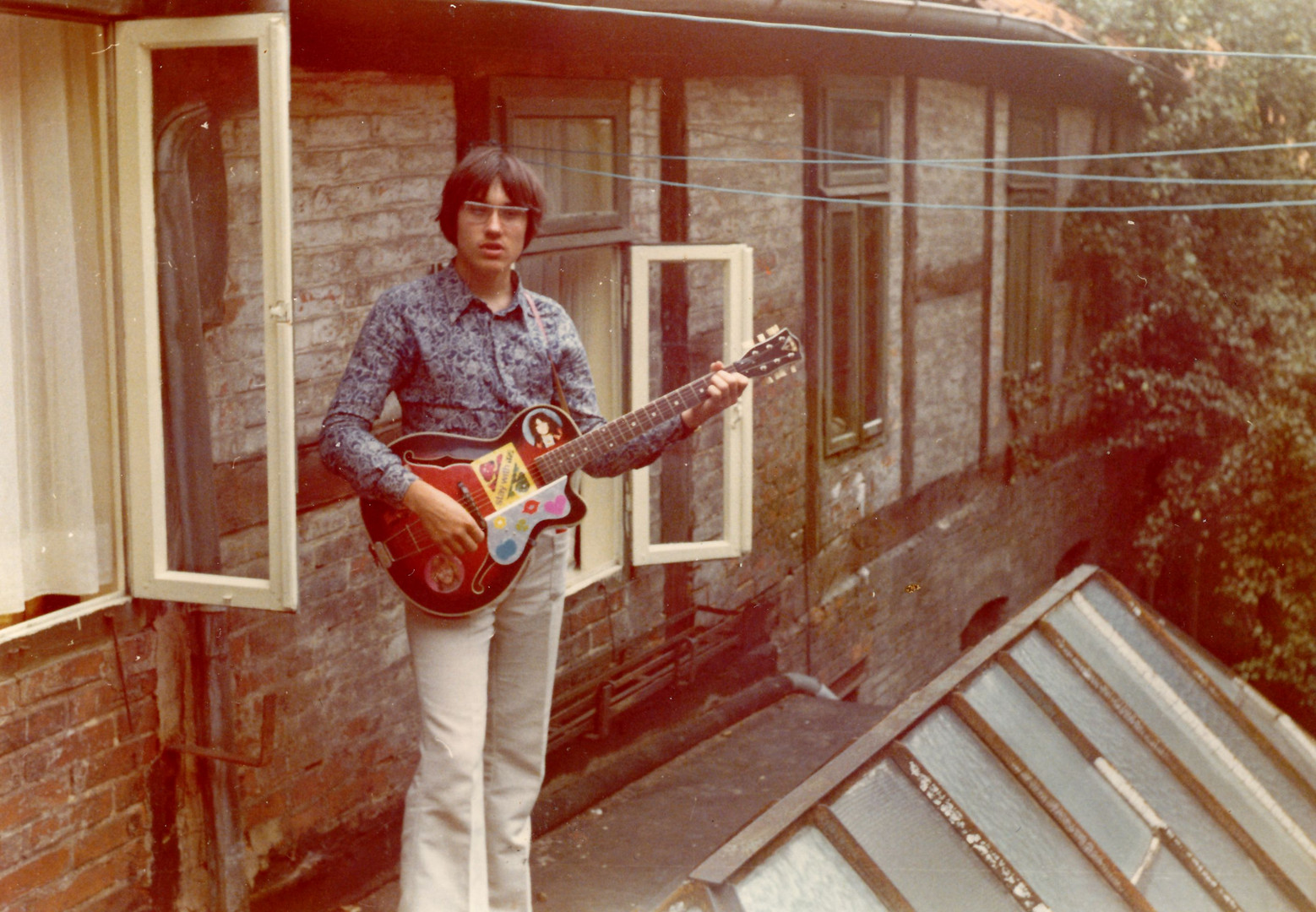 Musiker Sixties