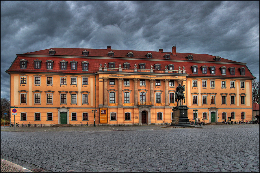 Musikhochschule in Weimar