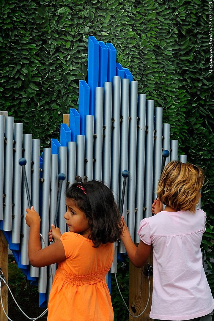 Musique au Jardin (28.08.2009)