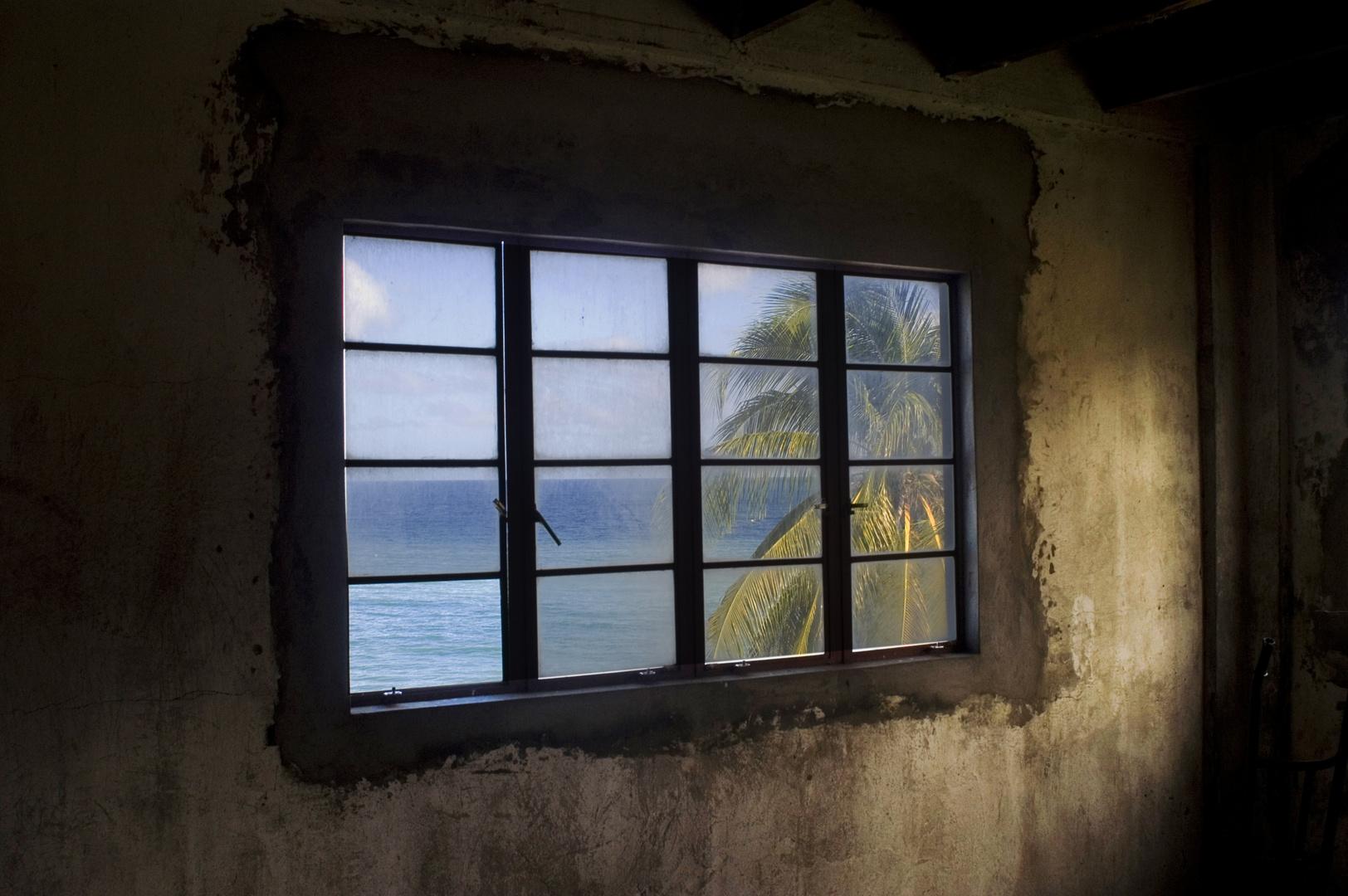 Muskatnuss-Fabrik auf Grenada