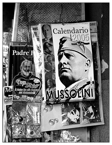 Mussolini 2005