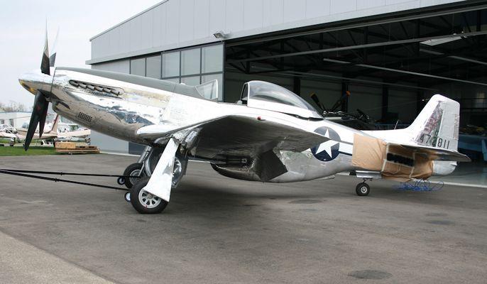 Mustang #1 in Deutschland