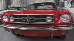 Mustang (3D)
