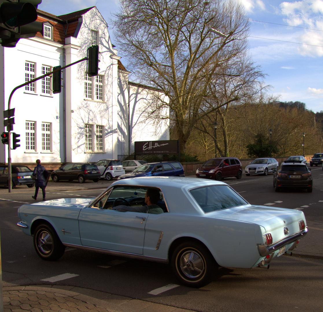 Mustang !