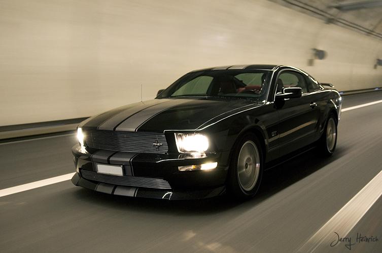 Mustang Fotostrecke...