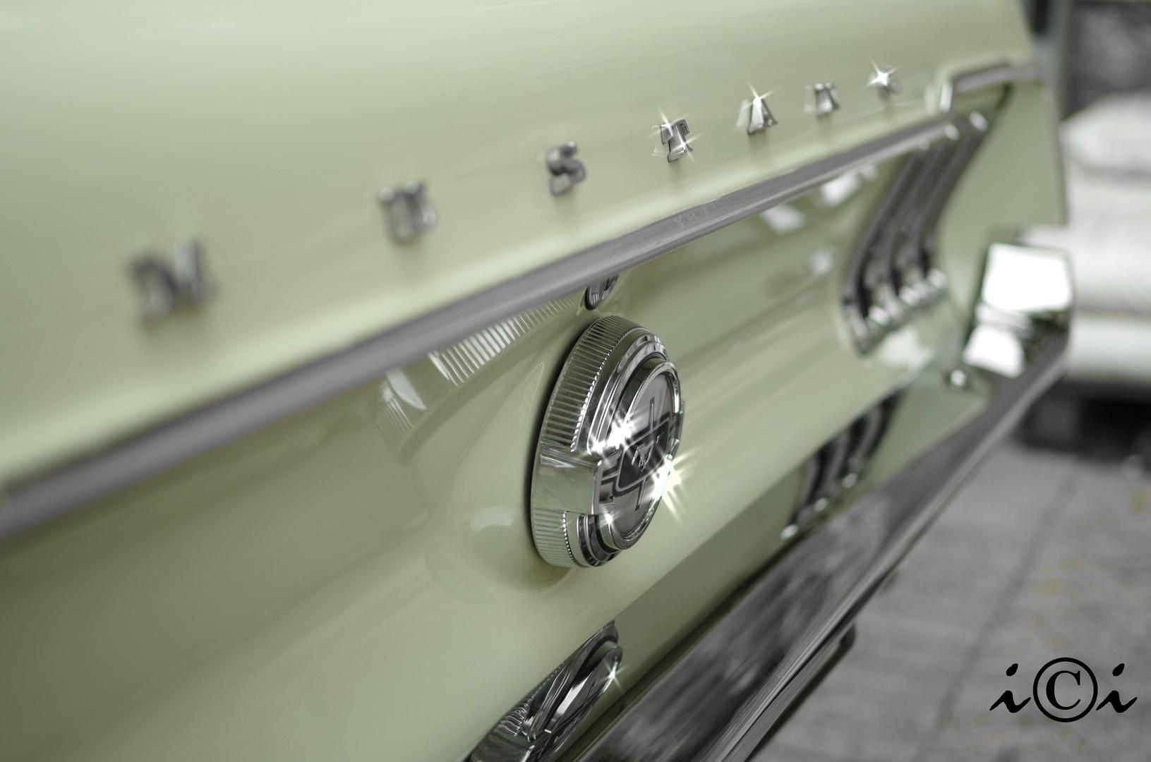 Mustang Hintern