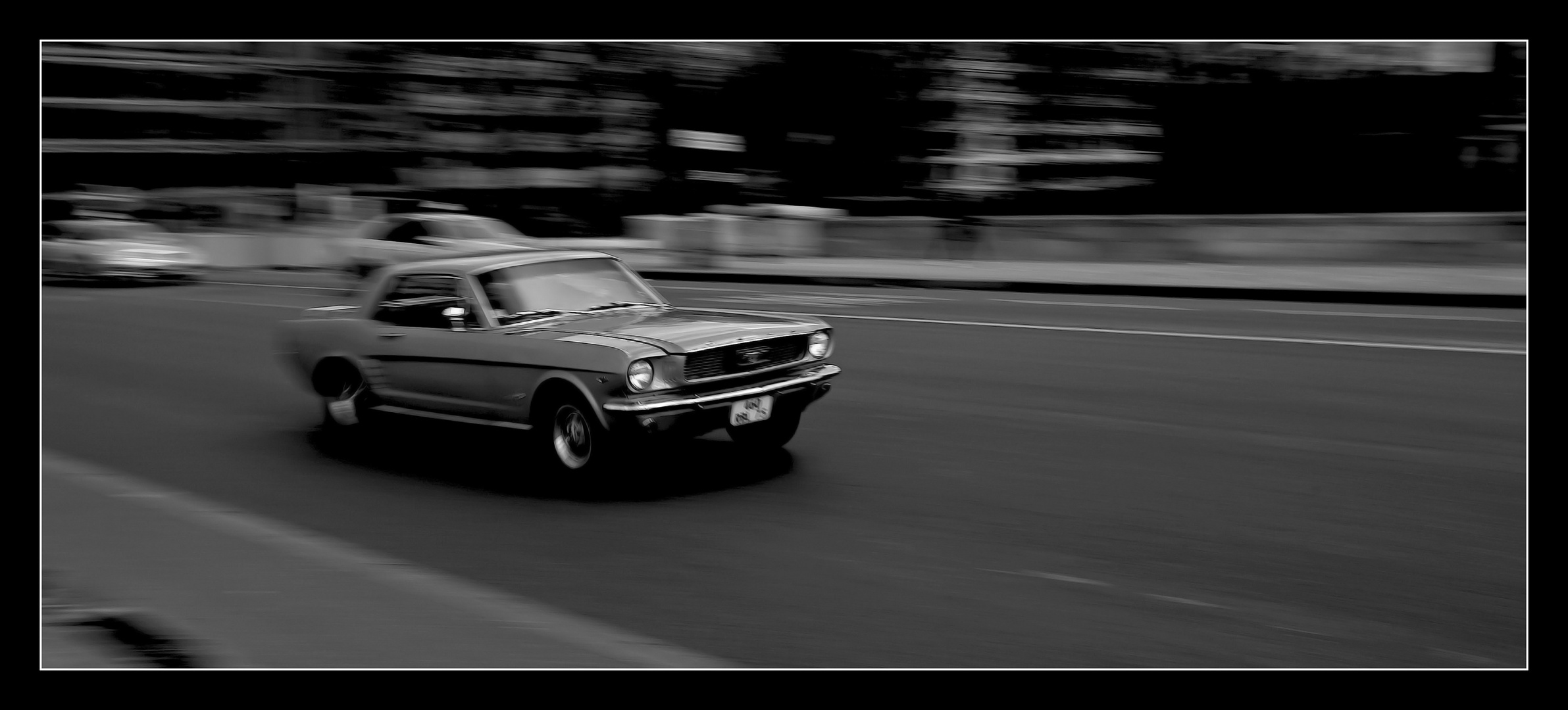 Mustang style
