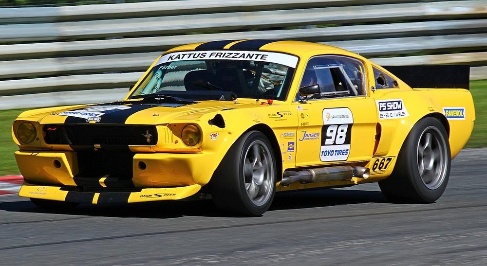 Mustang-Wochen