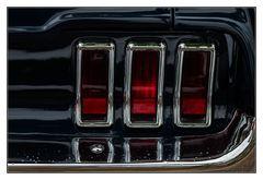MustangRücklicht