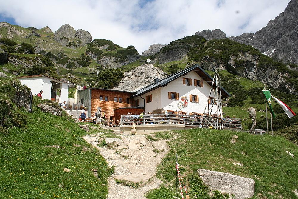 Muttekopf Hütte