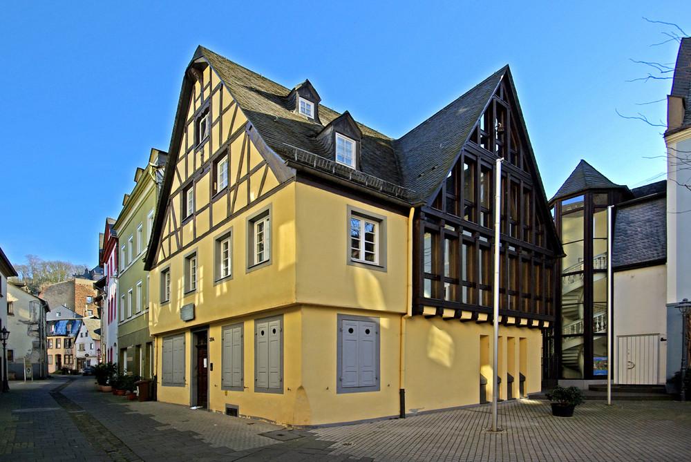 Mutter-Beethoven-Haus in Koblenz-Ehrenbreitstein