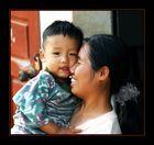 Mutter & Kind Northern Thailand