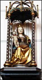 Mutter Maria mit Kind...