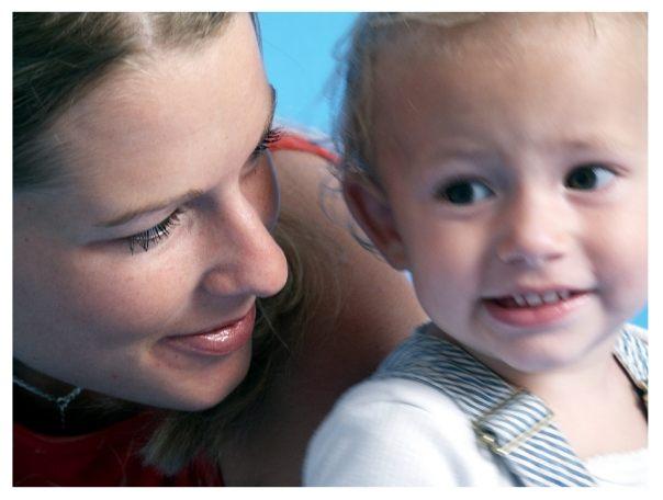Mutter und Kind 3