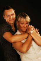 Mutter und Sohn III