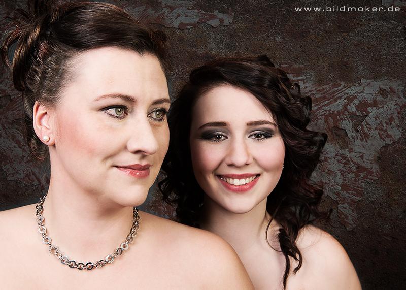 Mutter und Tochter Foto & Bild | portrait, portrait frauen