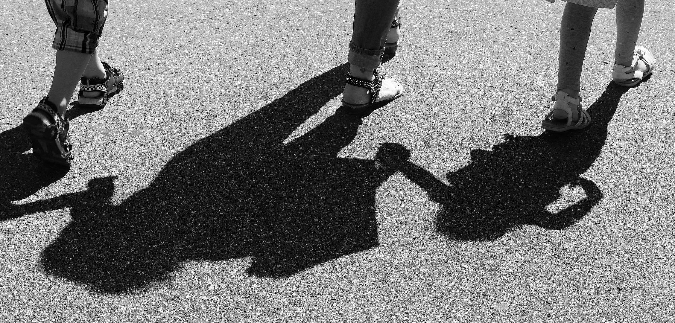 Mutters Schatten