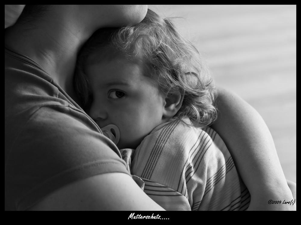 Mutterschutz....