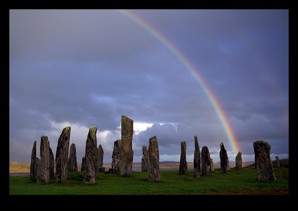 """Muttertag: Bildgedanke an meine verstorbene Mutter """"Standing Stones of Callanish"""" ……."""