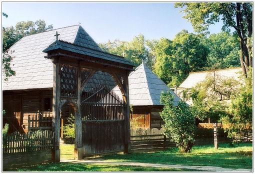 Muzeul Satului Bucuresti 01