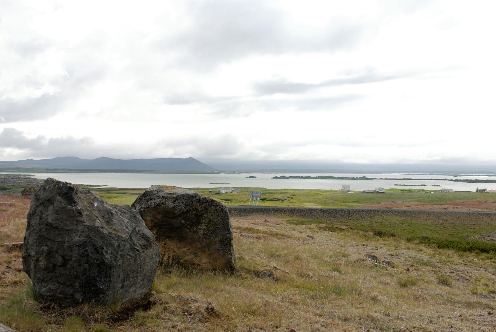 Mývatn (Mückensee)