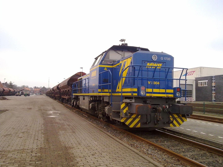 MWB V2304 mit Düngerzug in Bremervörde