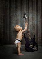my 1. guitar