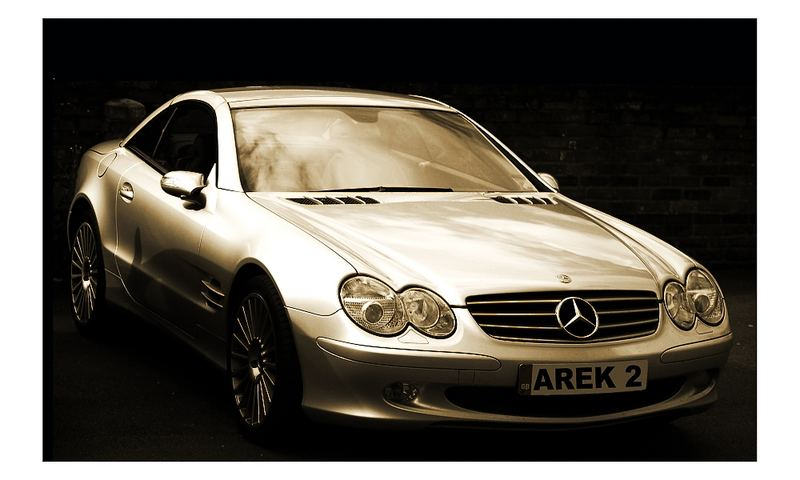 "My 2th ""Mercedes""... :)"