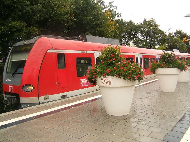 My Best of S-Bahn München, BUGA 2005