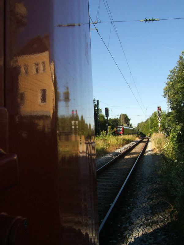 My Best of S-Bahn München, Kreuzung Seefeld-Hechendorf