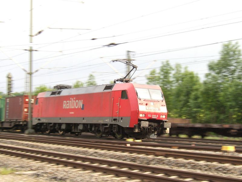 My Best of S-Bahn München, Wende in Grafing Bahnhof