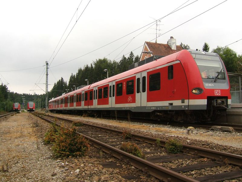 My Best of S-Bahn München, WM 2006, Kreuzstraße