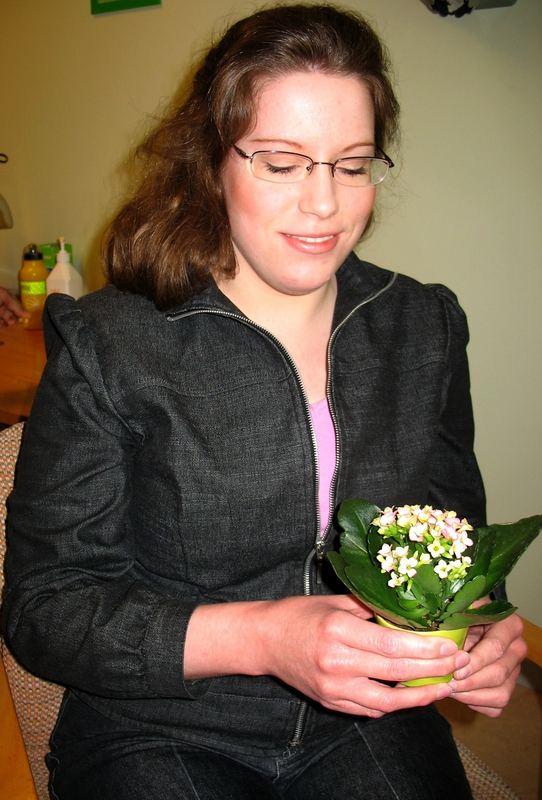 My Birthdayflower