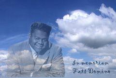 My blue heaven - In memoriam Fats Domino