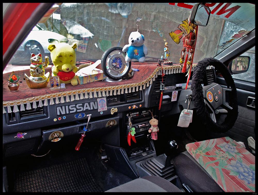 ...my car, sweet car...