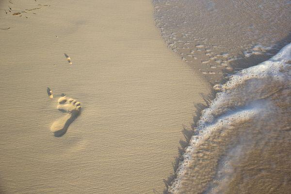 my Caribbean footprint