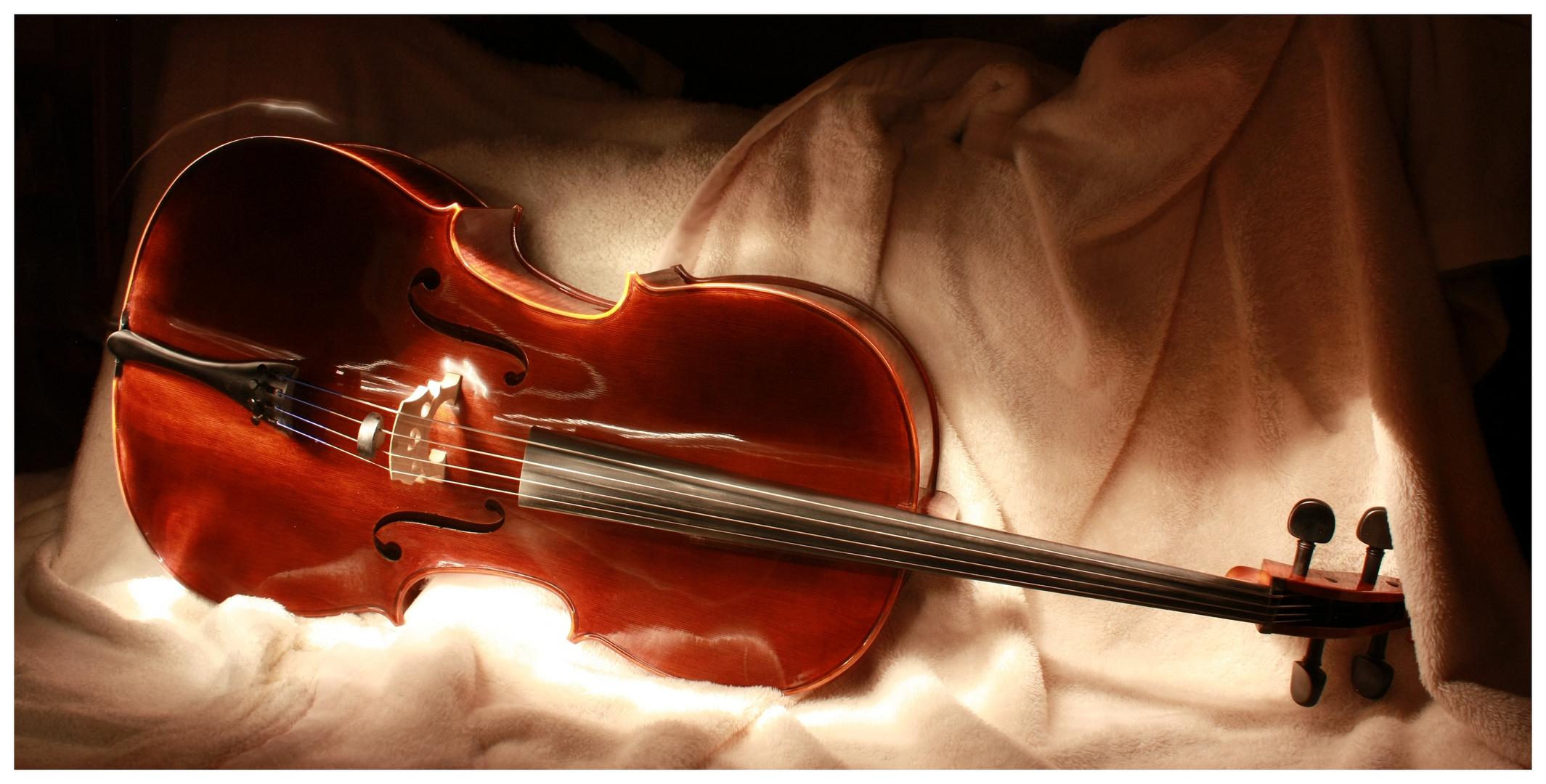 My Cello...