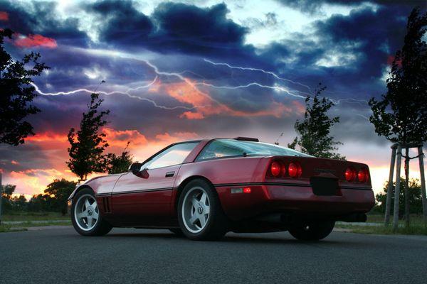 My Corvette