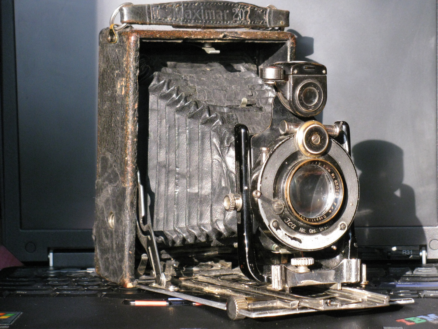 my father's camera