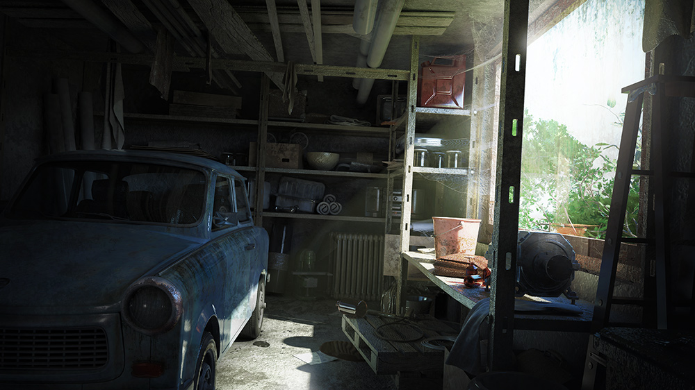 My Father's Garage