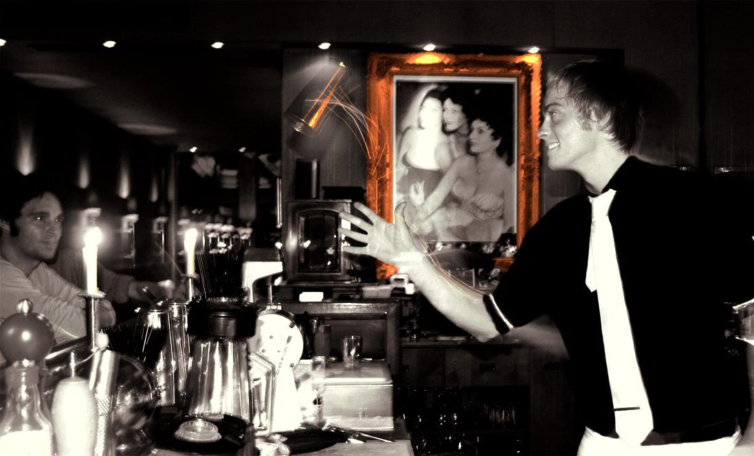My favorite Barkeeper